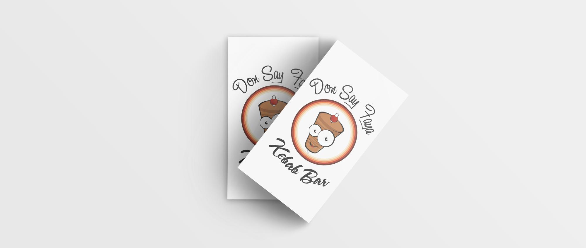 Business Card – Don Say Faya