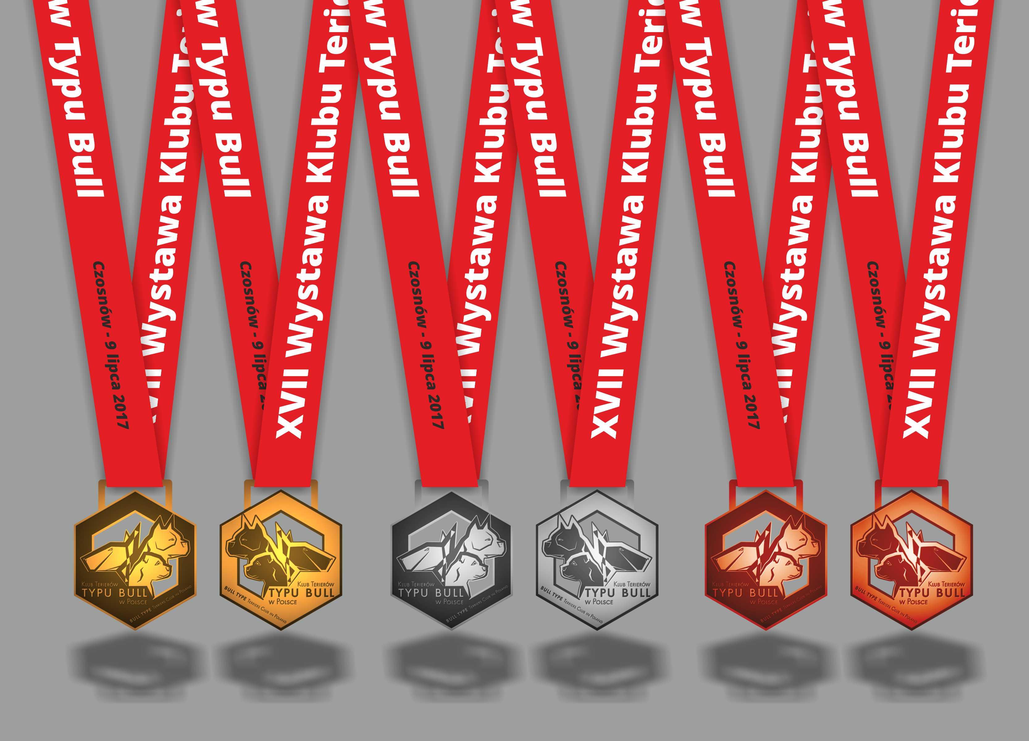 KTTB medals